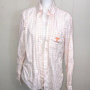 Women's Tennessee vols Button Up Shirt Size Medium